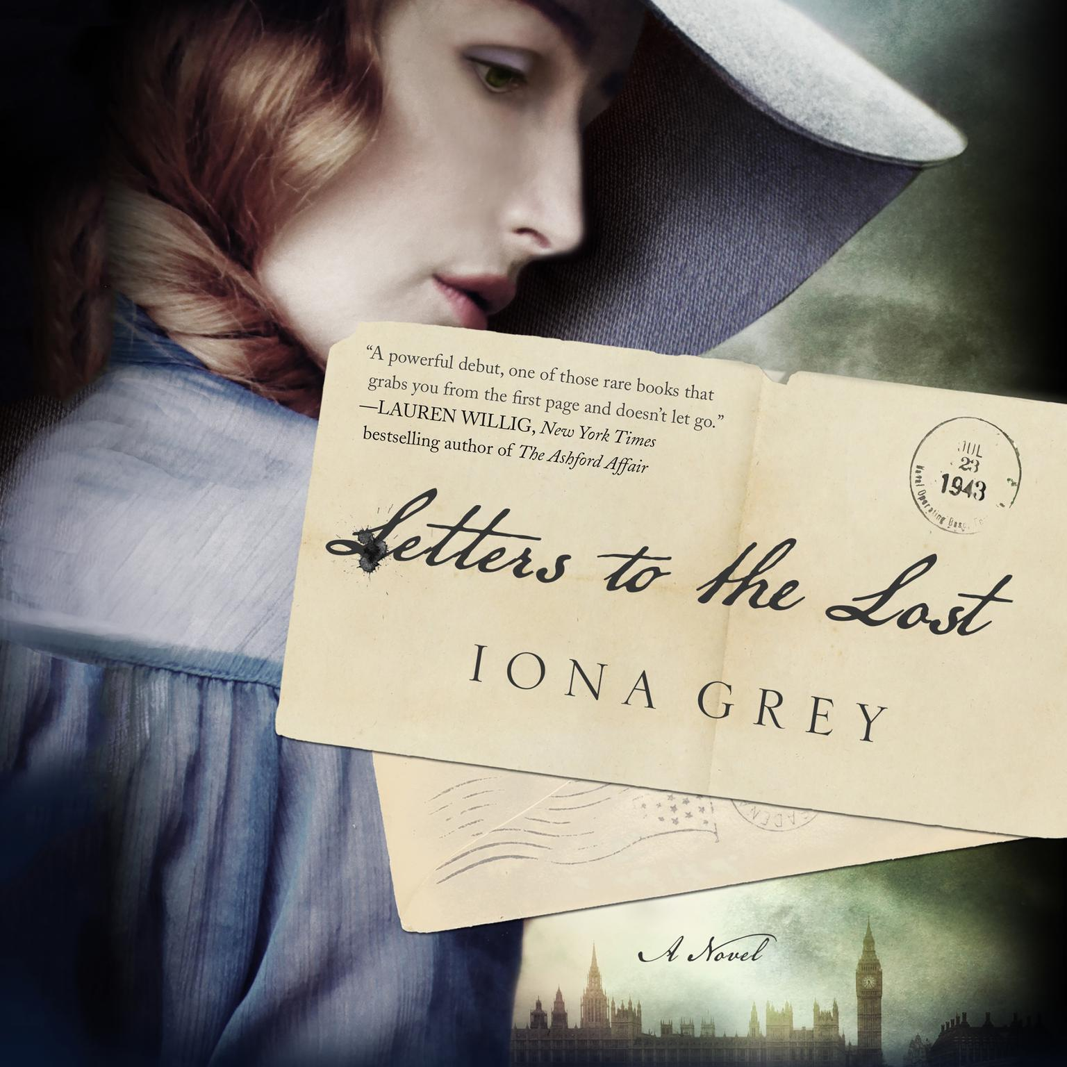 Printable Letters to the Lost: A Novel Audiobook Cover Art