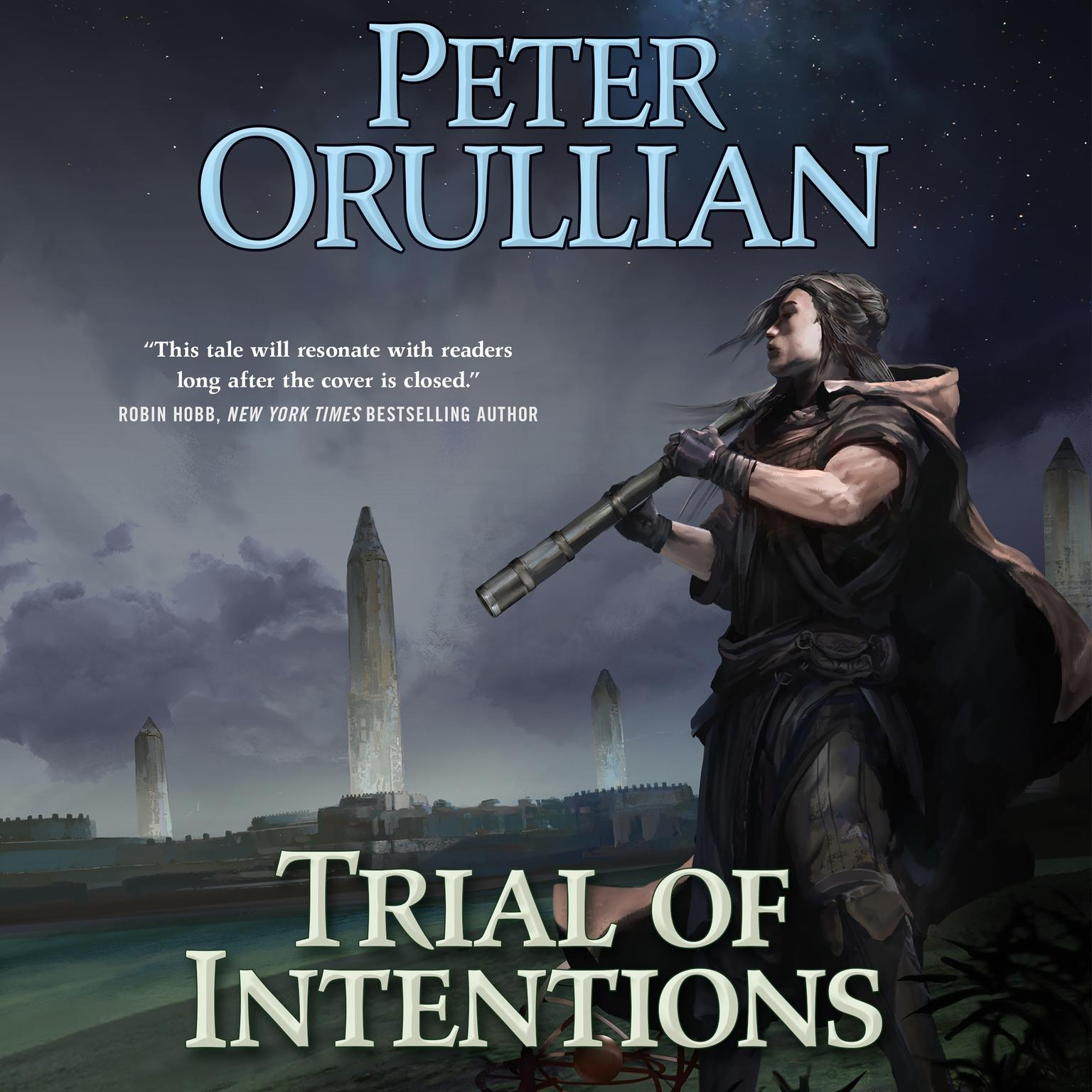 Printable Trial of Intentions Audiobook Cover Art
