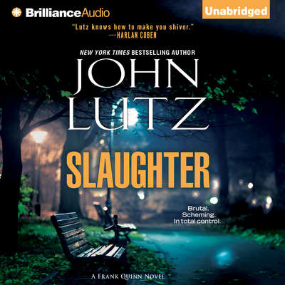 Slaughter Audiobook, by John Lutz