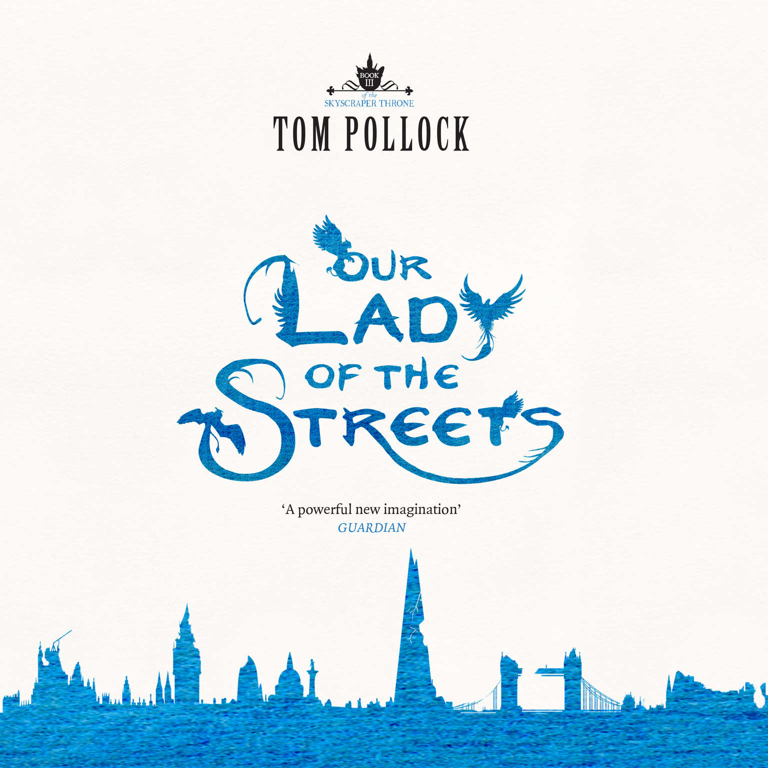 Printable Our Lady of the Streets Audiobook Cover Art
