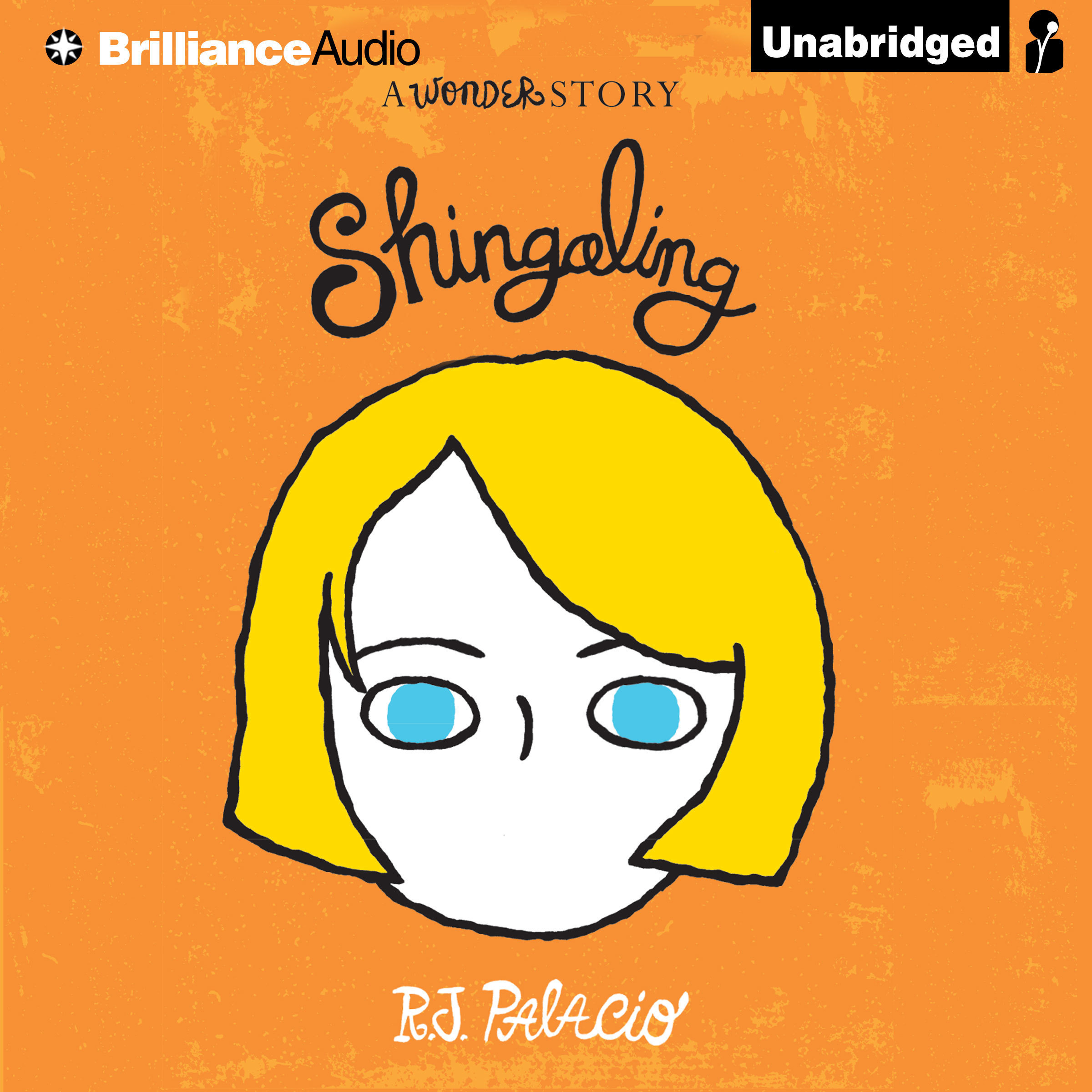 Printable Shingaling: A Wonder Story Audiobook Cover Art
