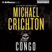 Congo Audiobook, by Michael Crichton
