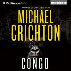 Congo Audiobook, by