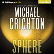 Sphere Audiobook, by Michael Crichton