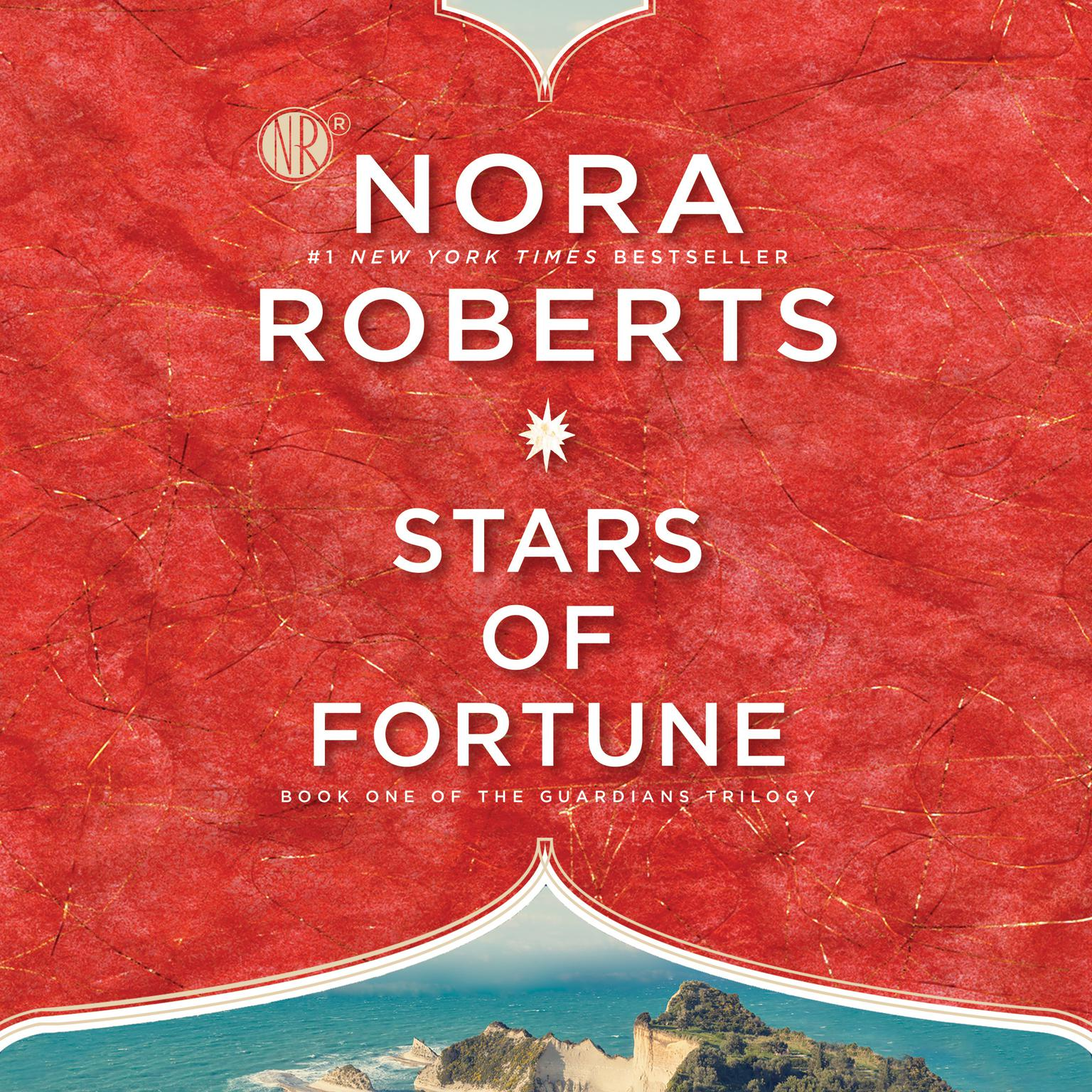 Printable Stars of Fortune Audiobook Cover Art