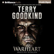 Warheart Audiobook, by Terry Goodkind