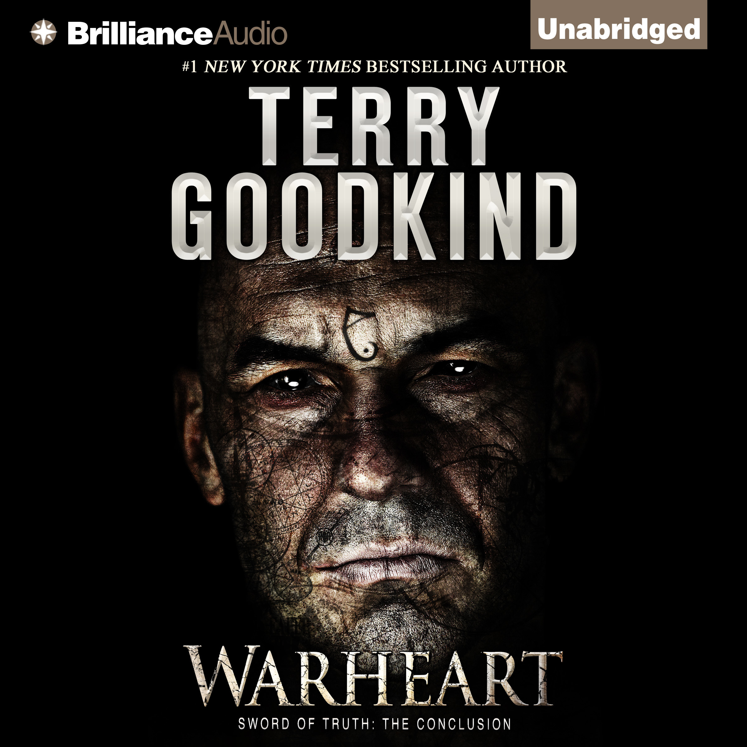 Printable Warheart Audiobook Cover Art