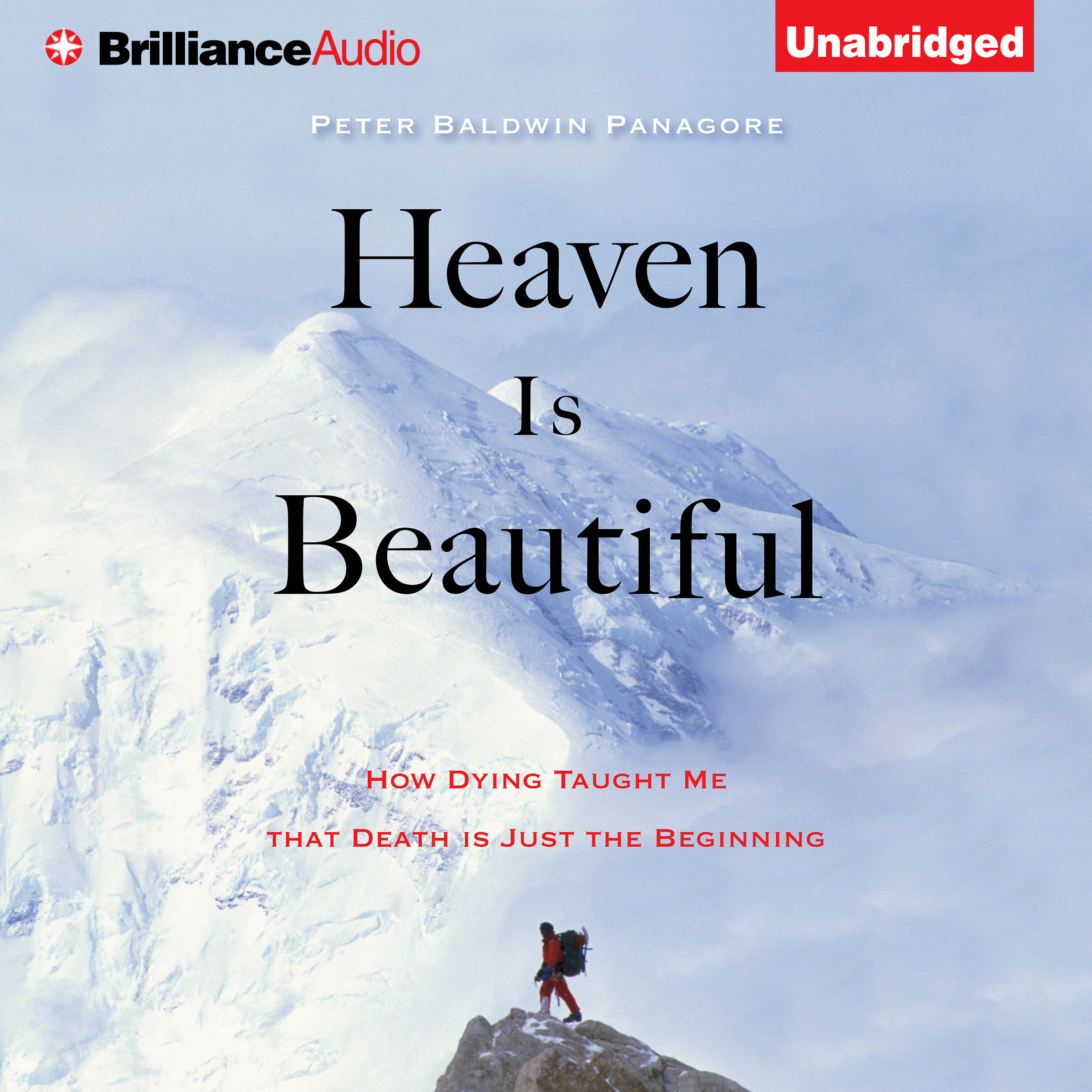 Printable Heaven Is Beautiful: How Dying Taught Me That Death Is Just the Beginning Audiobook Cover Art