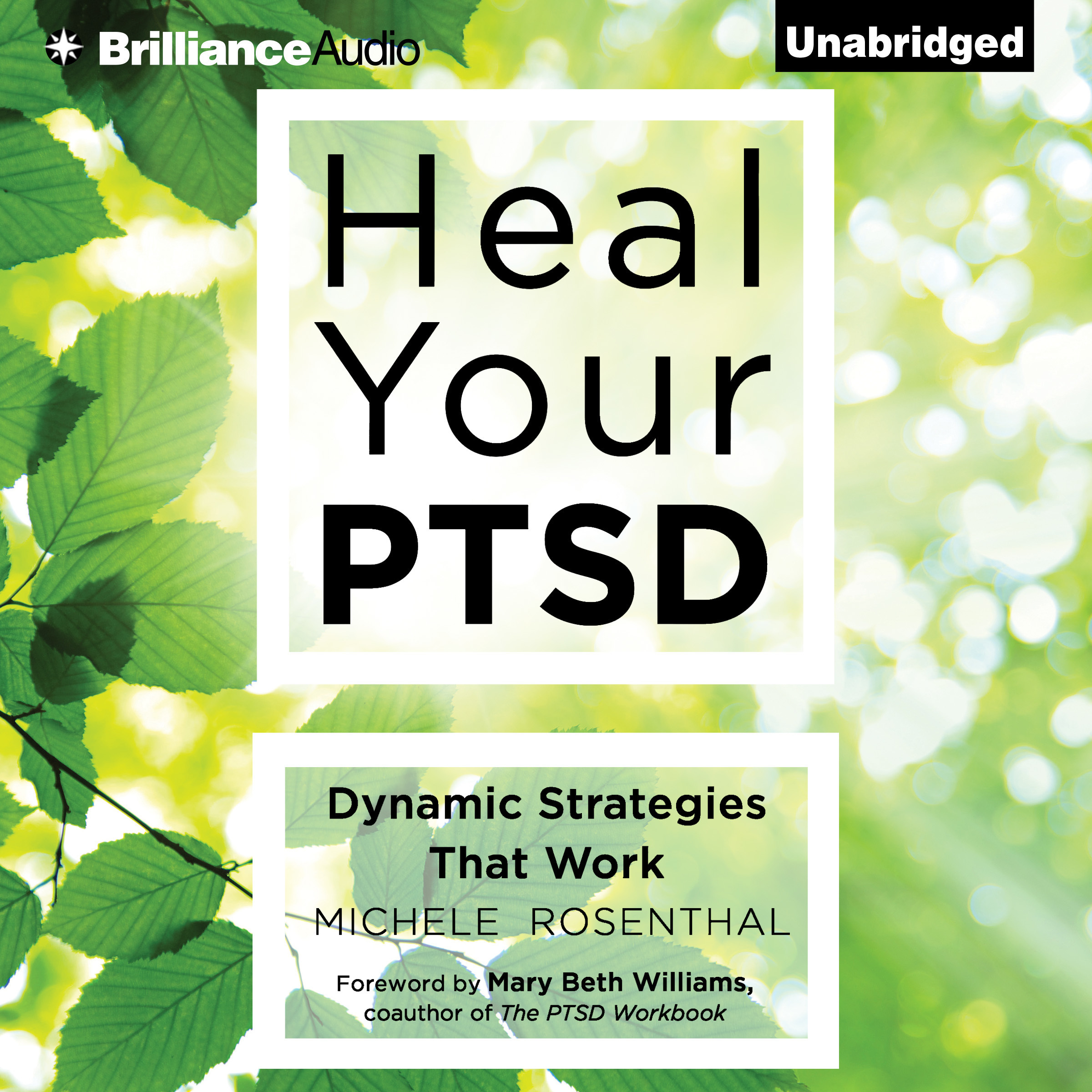 Printable Heal Your PTSD: Dynamic Strategies That Work Audiobook Cover Art