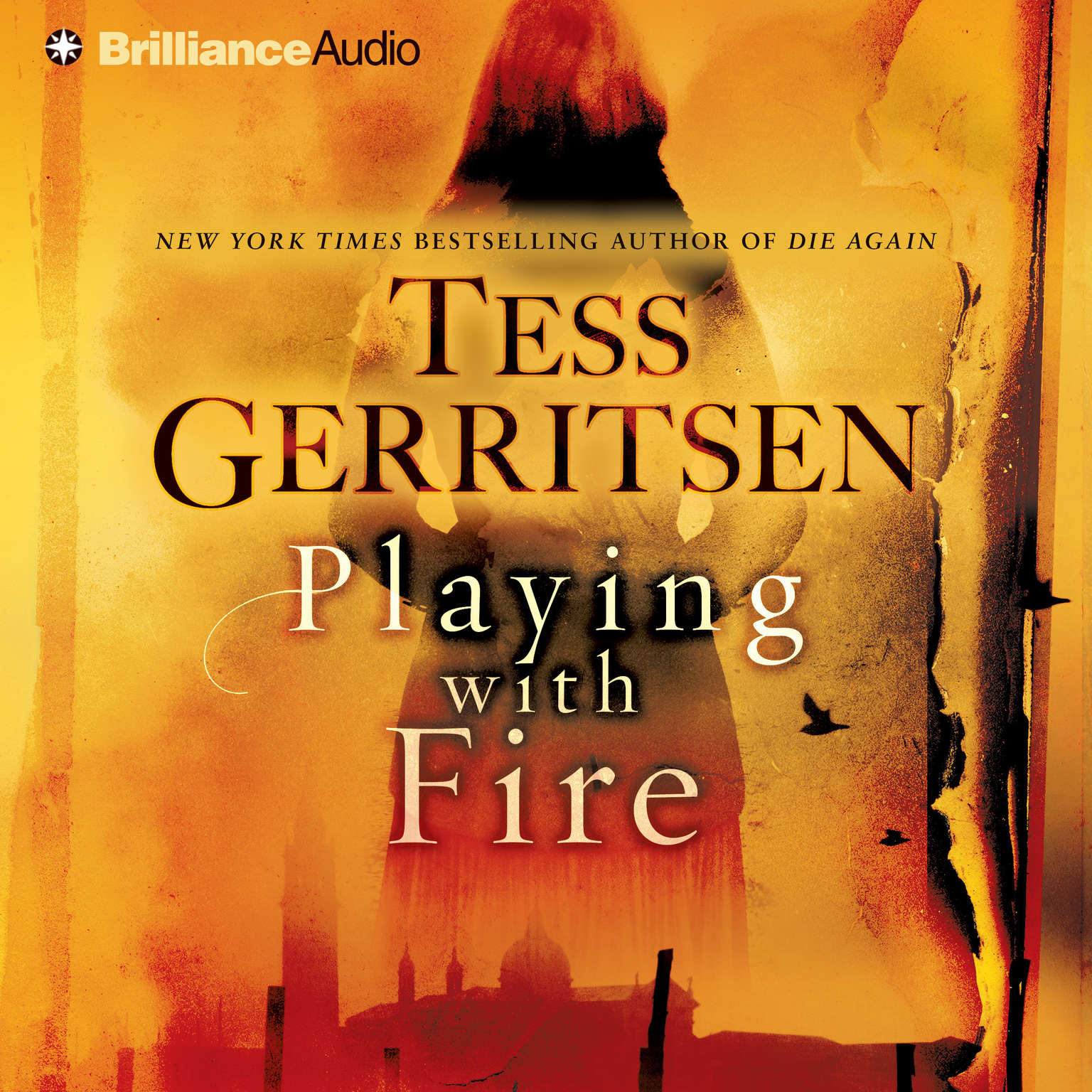 Printable Playing with Fire: A Novel Audiobook Cover Art