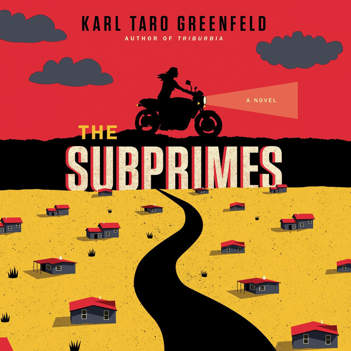 Printable The Subprimes Audiobook Cover Art