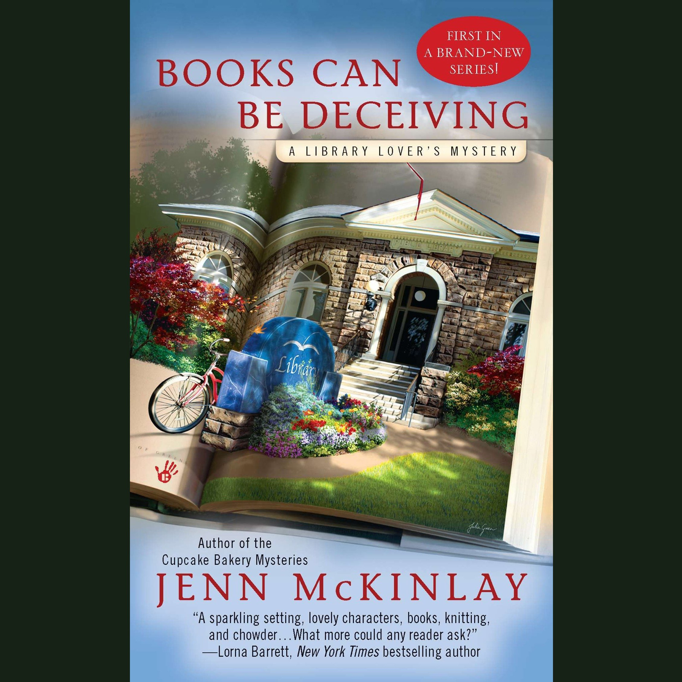 Printable Books Can Be Deceiving Audiobook Cover Art