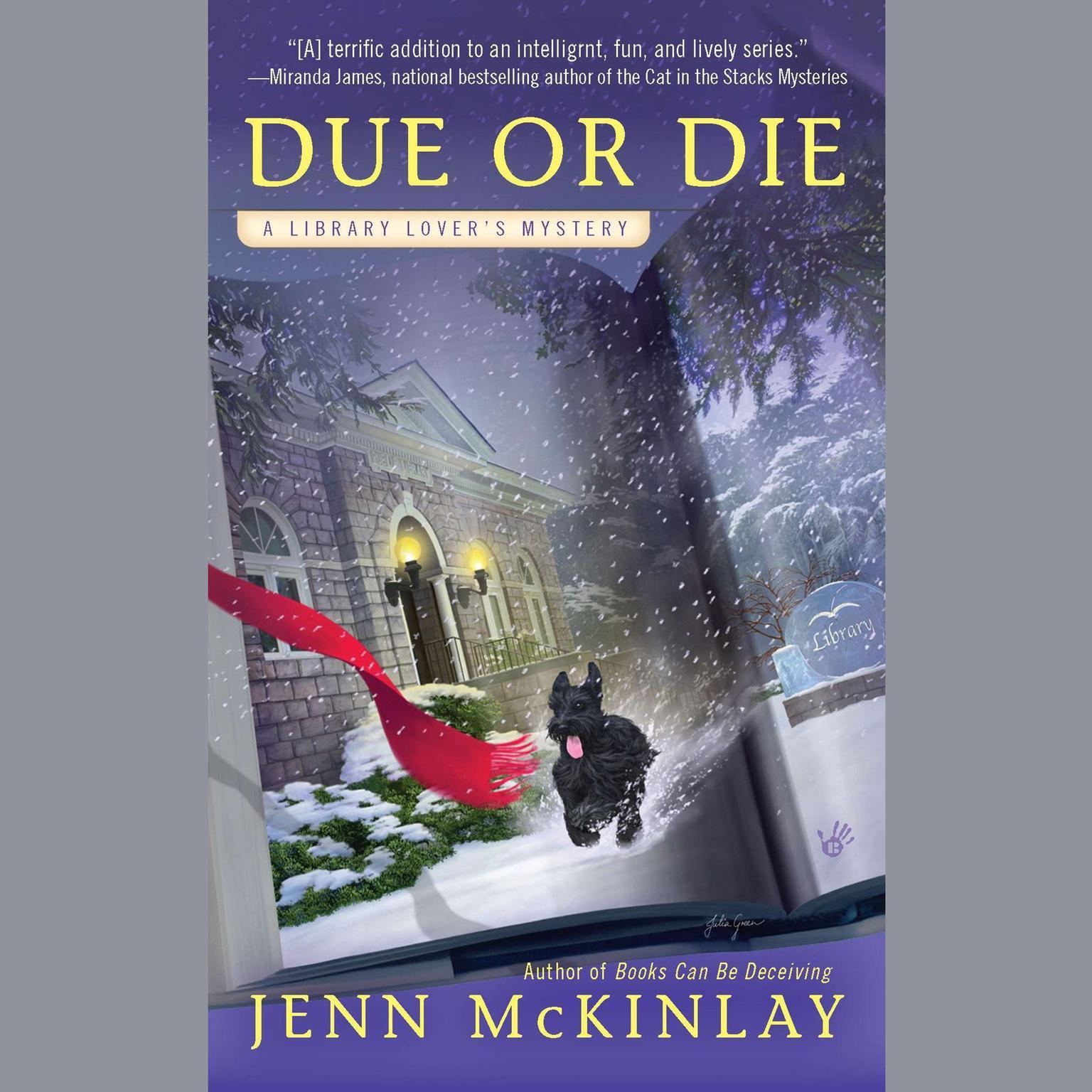 Printable Due or Die Audiobook Cover Art