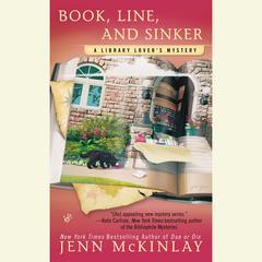 Book, Line, and Sinker Audiobook, by Jenn McKinlay