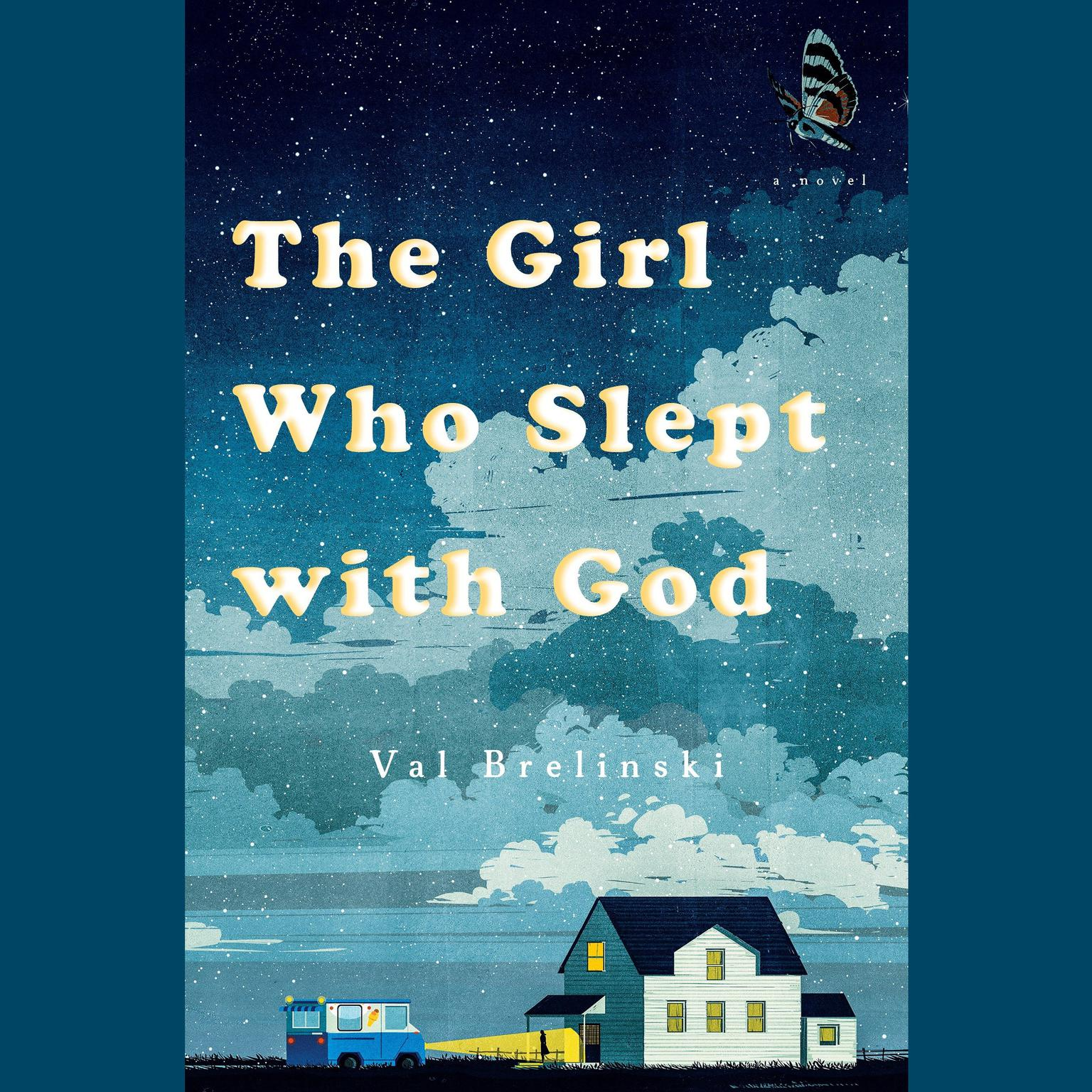 Printable The Girl Who Slept with God: A Novel Audiobook Cover Art