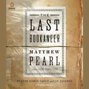 The Last Bookaneer: A Novel, by Matthew Pearl
