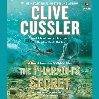 The Pharaohs Secret Audiobook, by Clive Cussler
