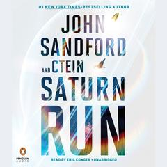Saturn Run Audiobook, by Ctein, John Sandford