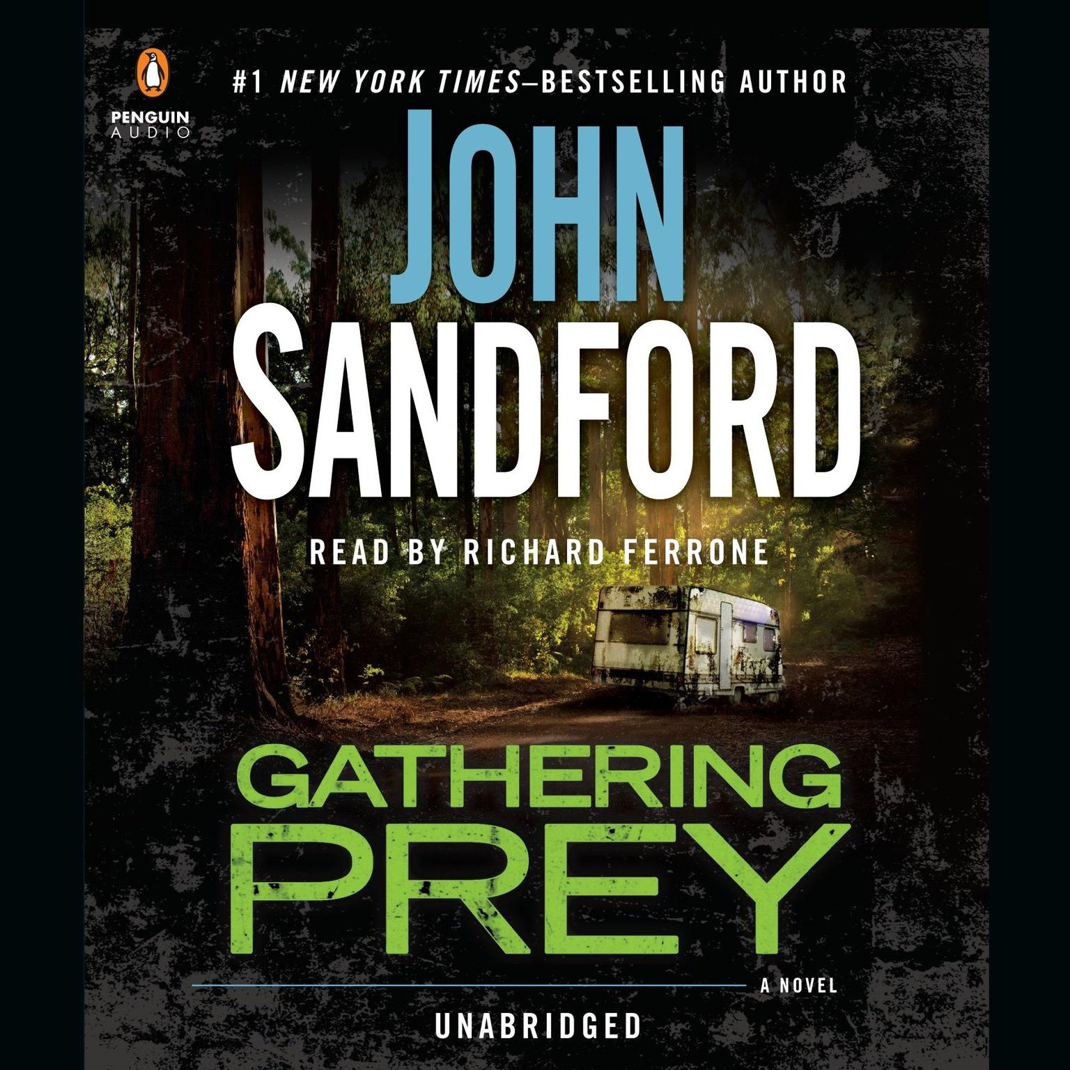 Printable Gathering Prey: Prey Audiobook Cover Art