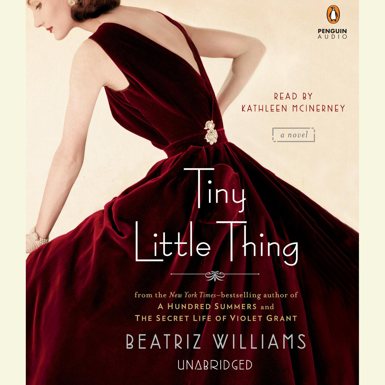 Printable Tiny Little Thing Audiobook Cover Art