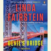 Devils Bridge Audiobook, by Linda Fairstein