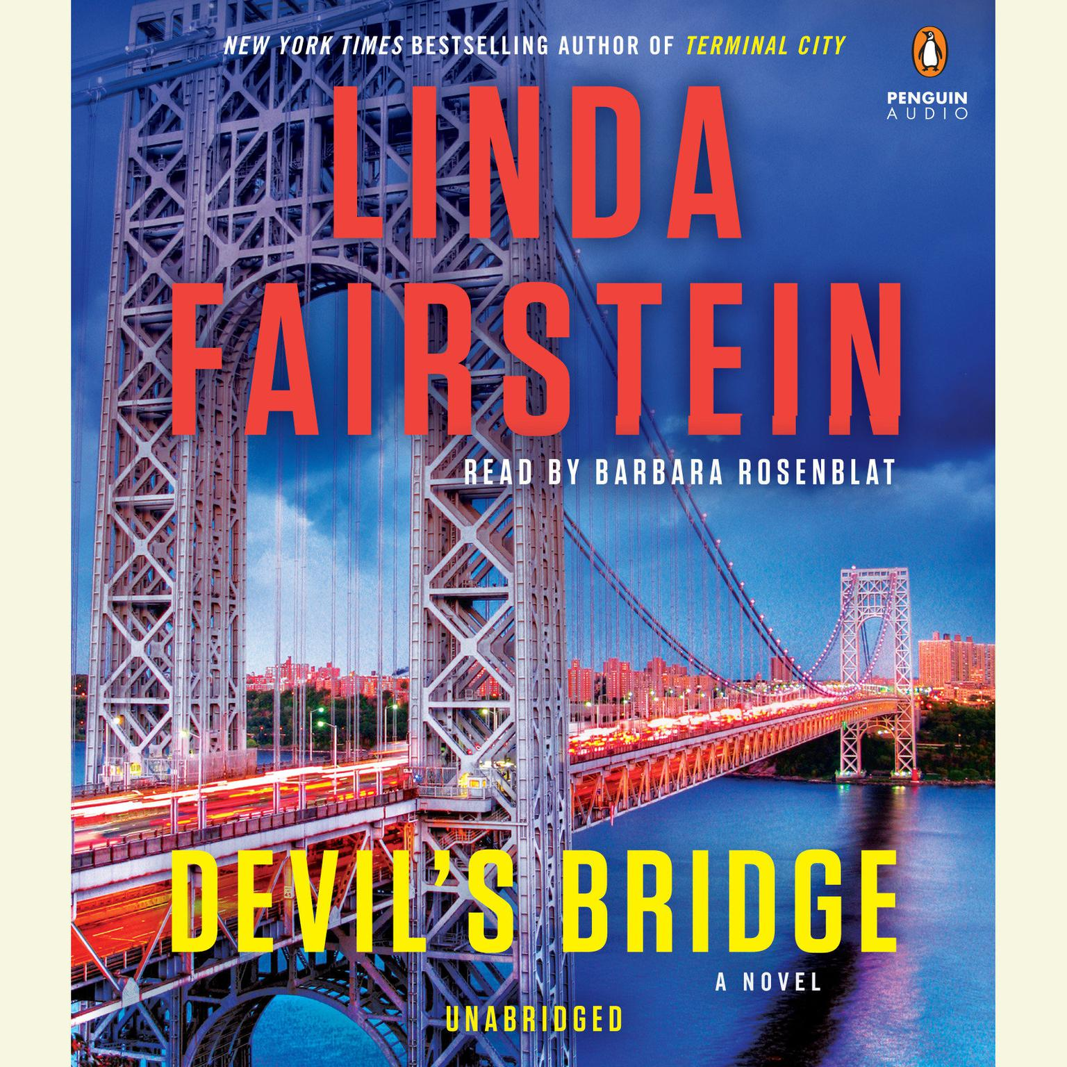 Printable Devil's Bridge Audiobook Cover Art
