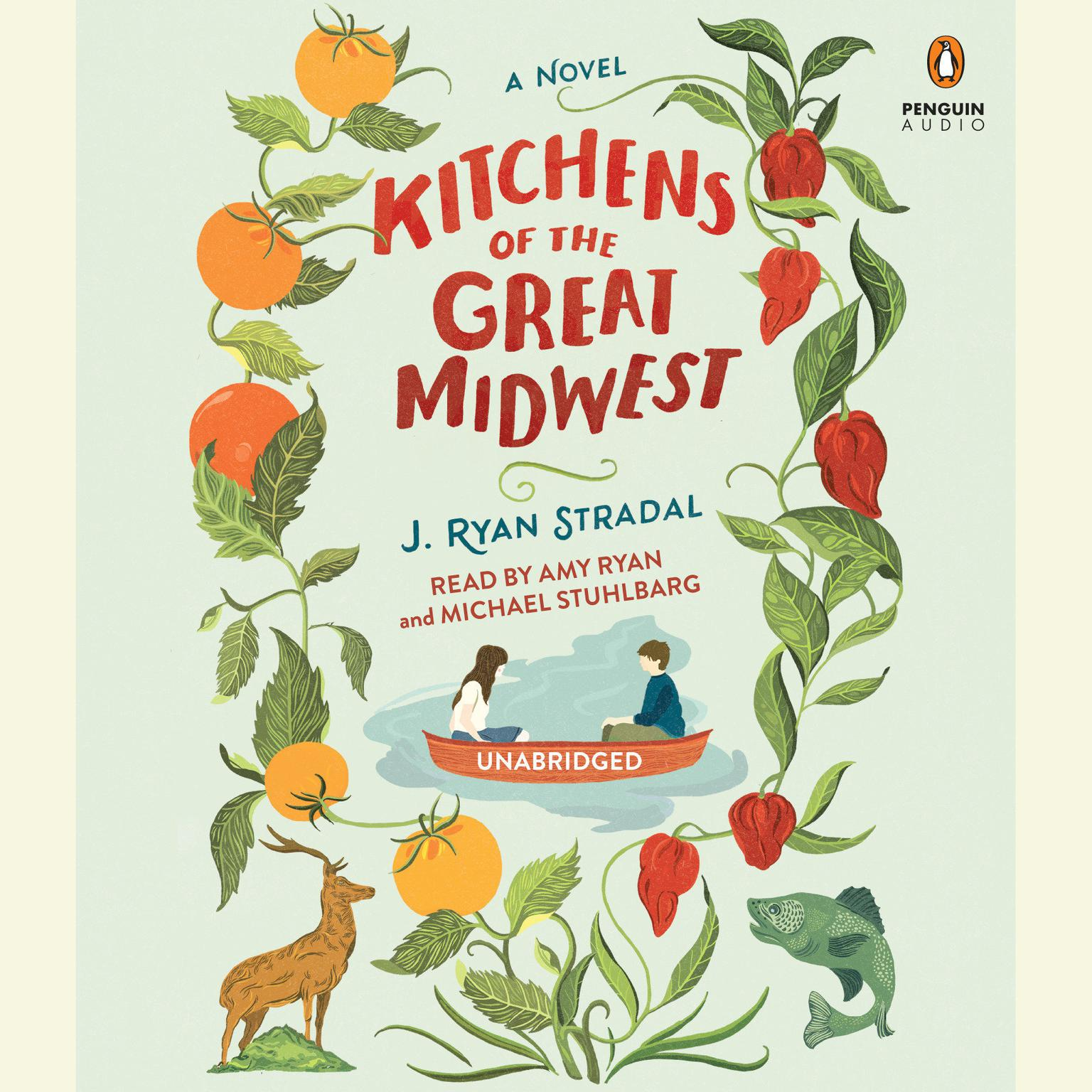 Printable Kitchens of the Great Midwest: A Novel Audiobook Cover Art