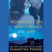Moonlight on Nightingale Way: An On Dublin Street Novel, by Samantha Young