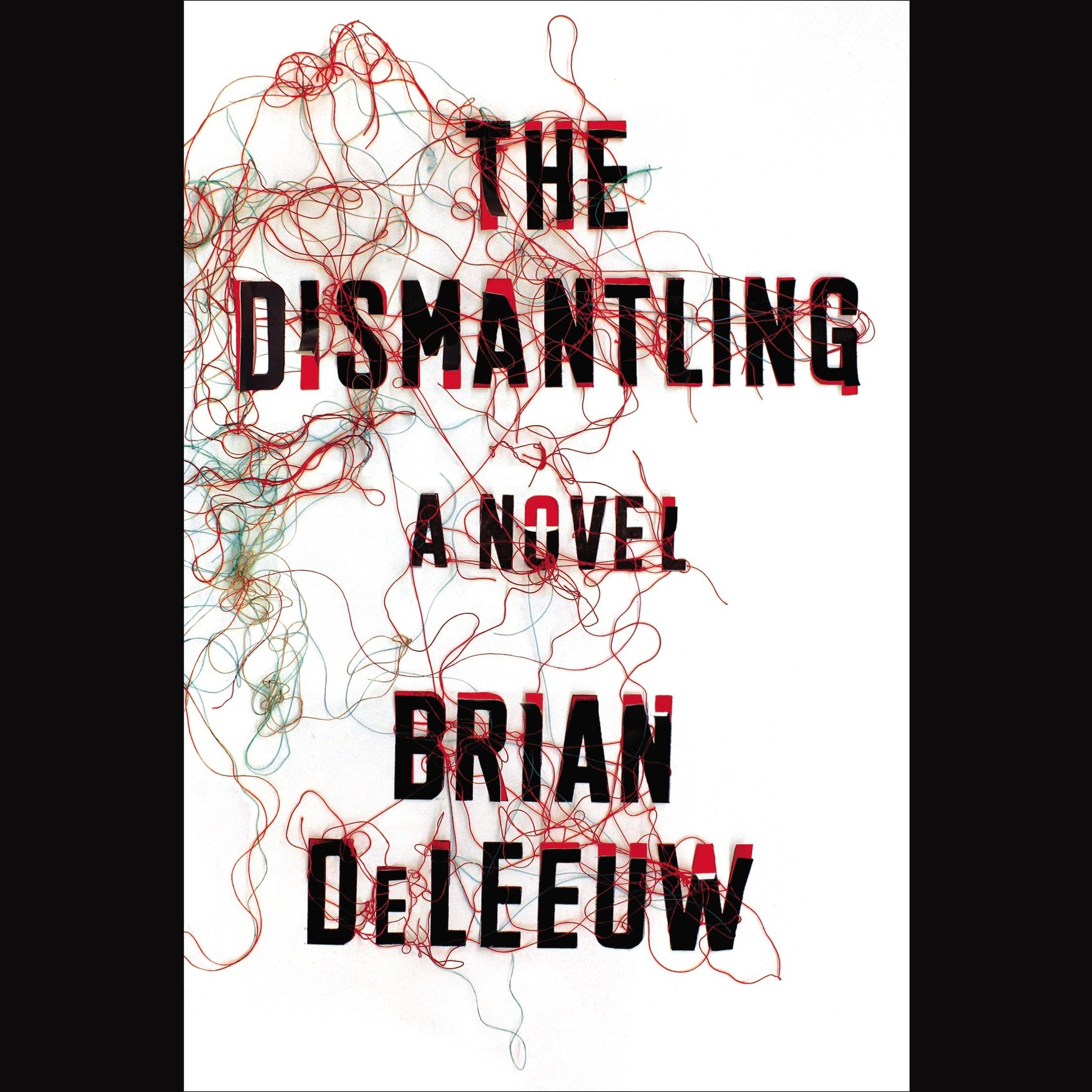 Printable The Dismantling: A Novel Audiobook Cover Art