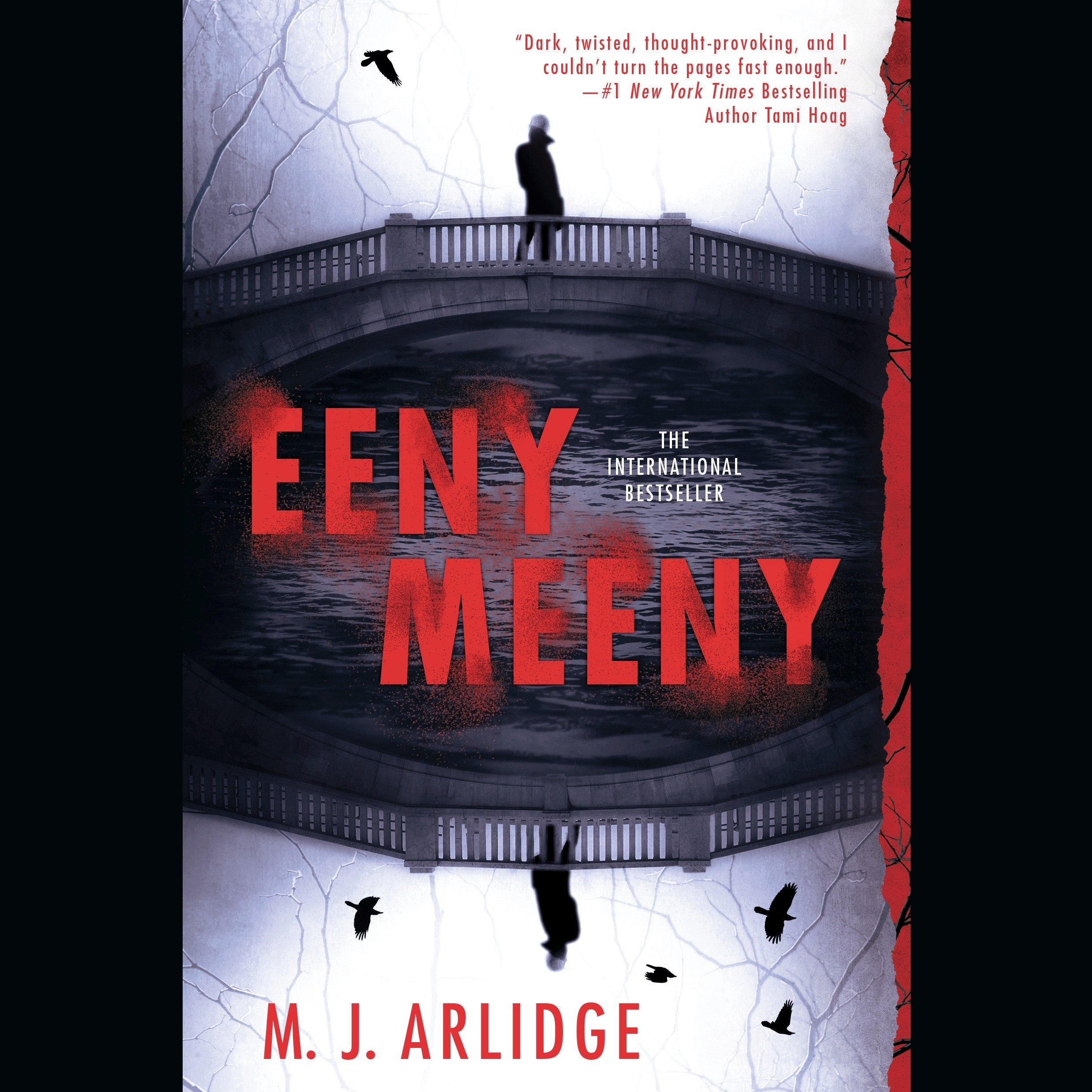 Printable Eeny Meeny Audiobook Cover Art
