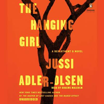 The Hanging Girl: A Department Q Novel Audiobook, by Jussi Adler-Olsen