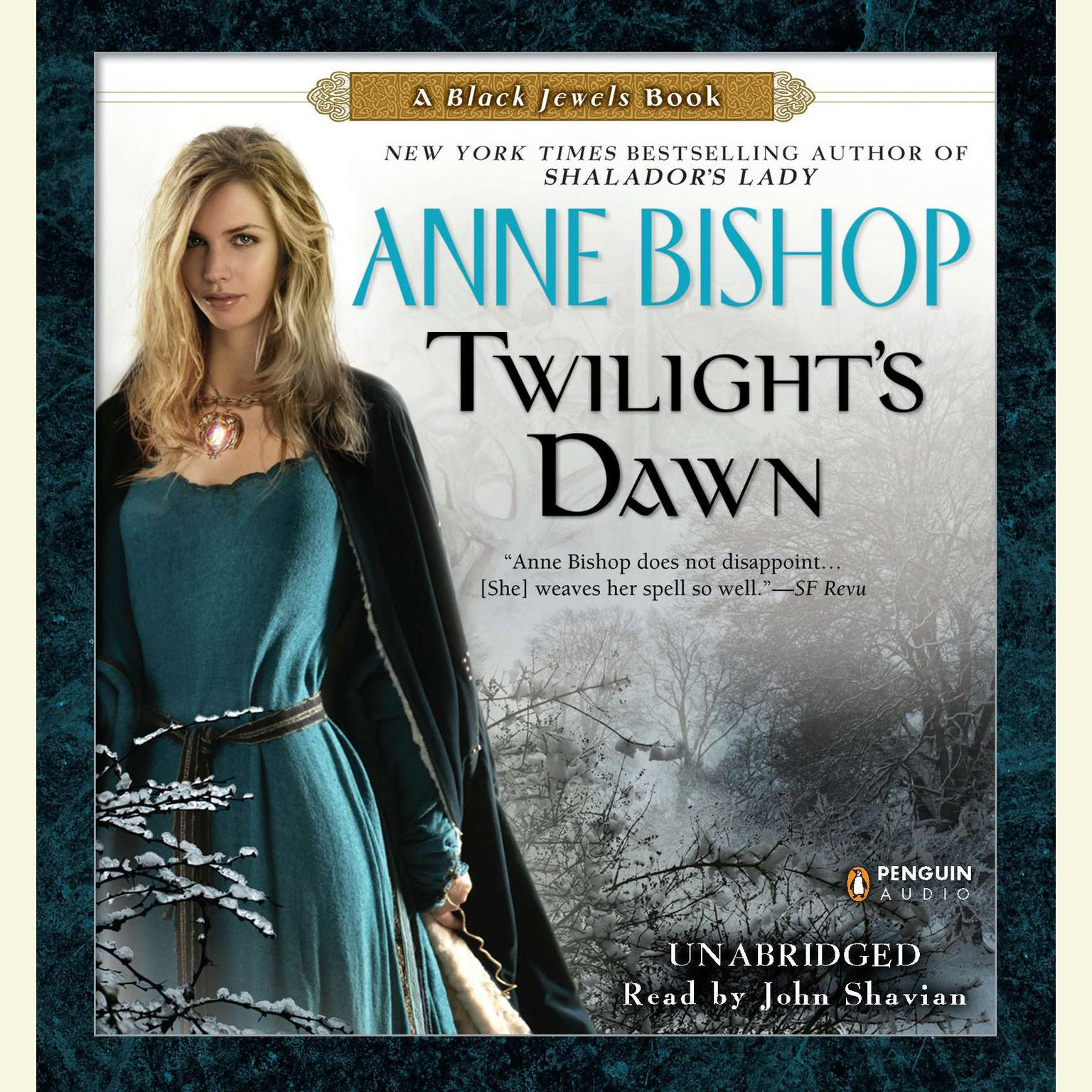 Printable Twilight's Dawn: A Black Jewels Book Audiobook Cover Art
