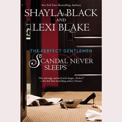Scandal Never Sleeps Audiobook, by Shayla Black