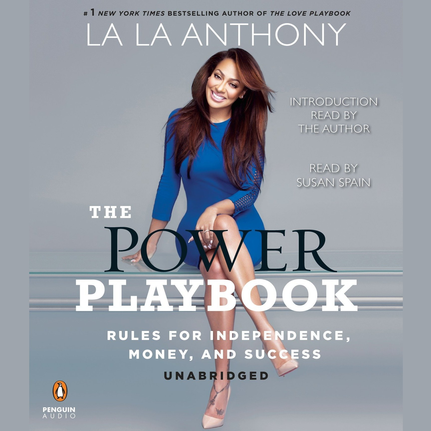 Printable The Power Playbook: Rules for Independence, Money and Success Audiobook Cover Art