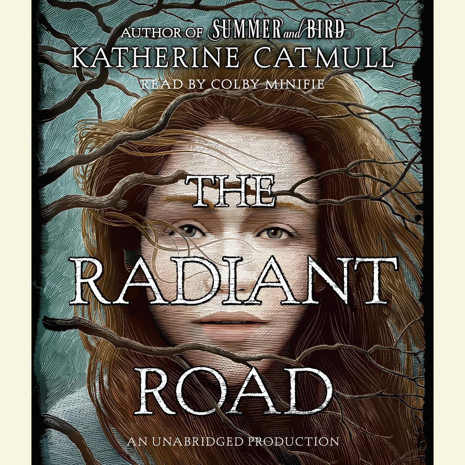 Printable The Radiant Road Audiobook Cover Art