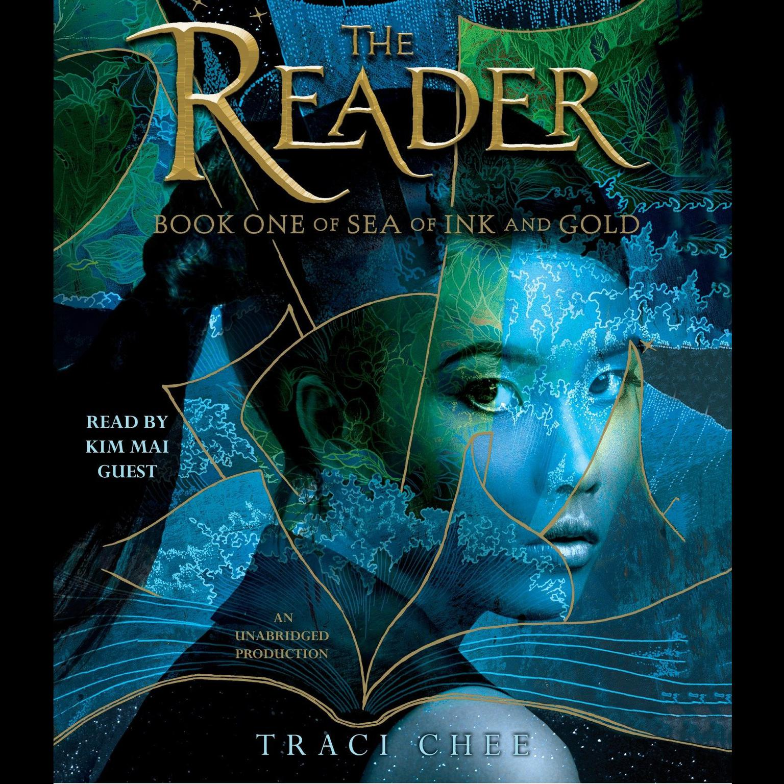 Printable The Reader Audiobook Cover Art