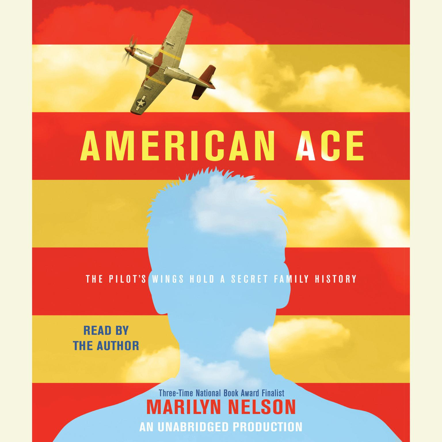 Printable American Ace Audiobook Cover Art