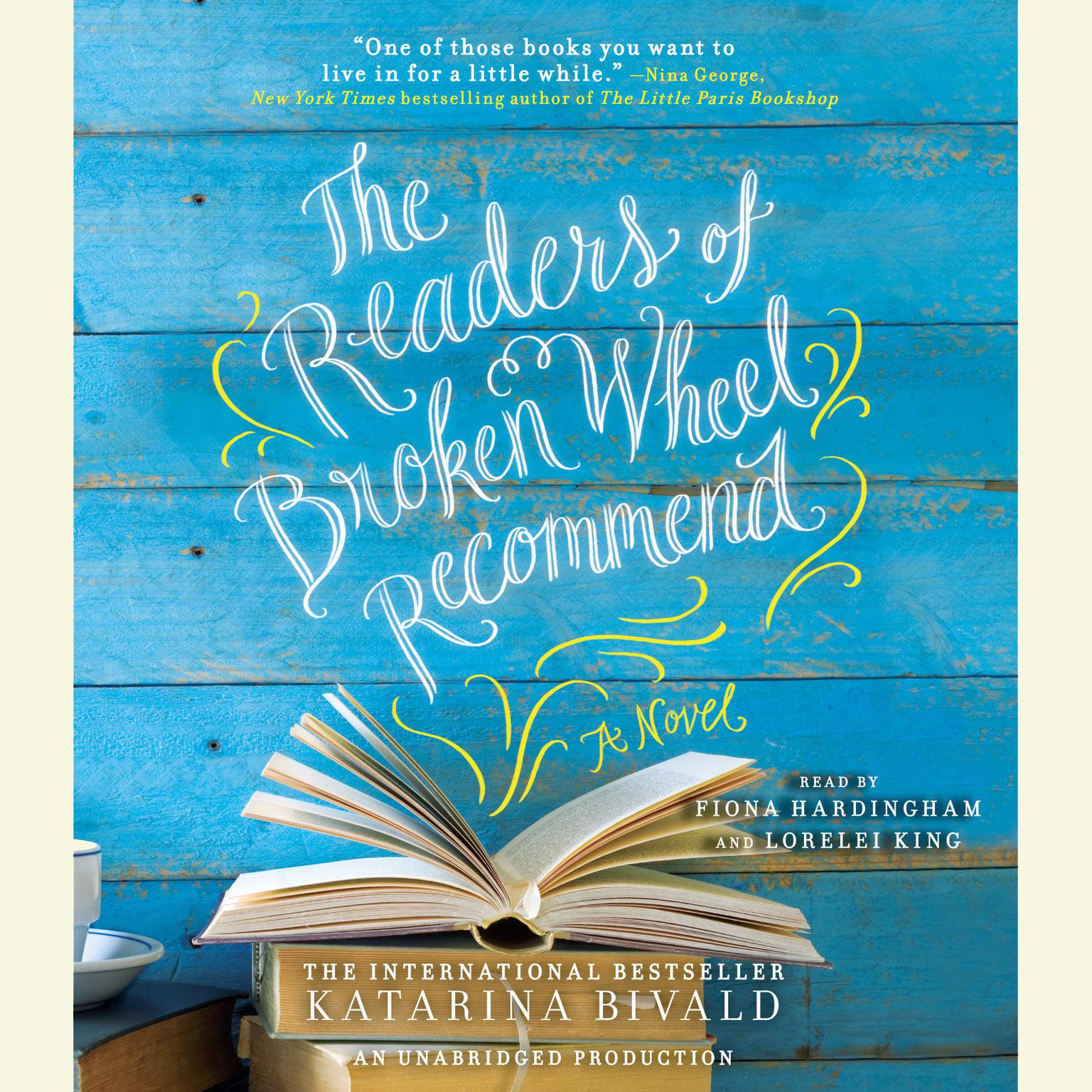 Printable The Readers of Broken Wheel Recommend Audiobook Cover Art