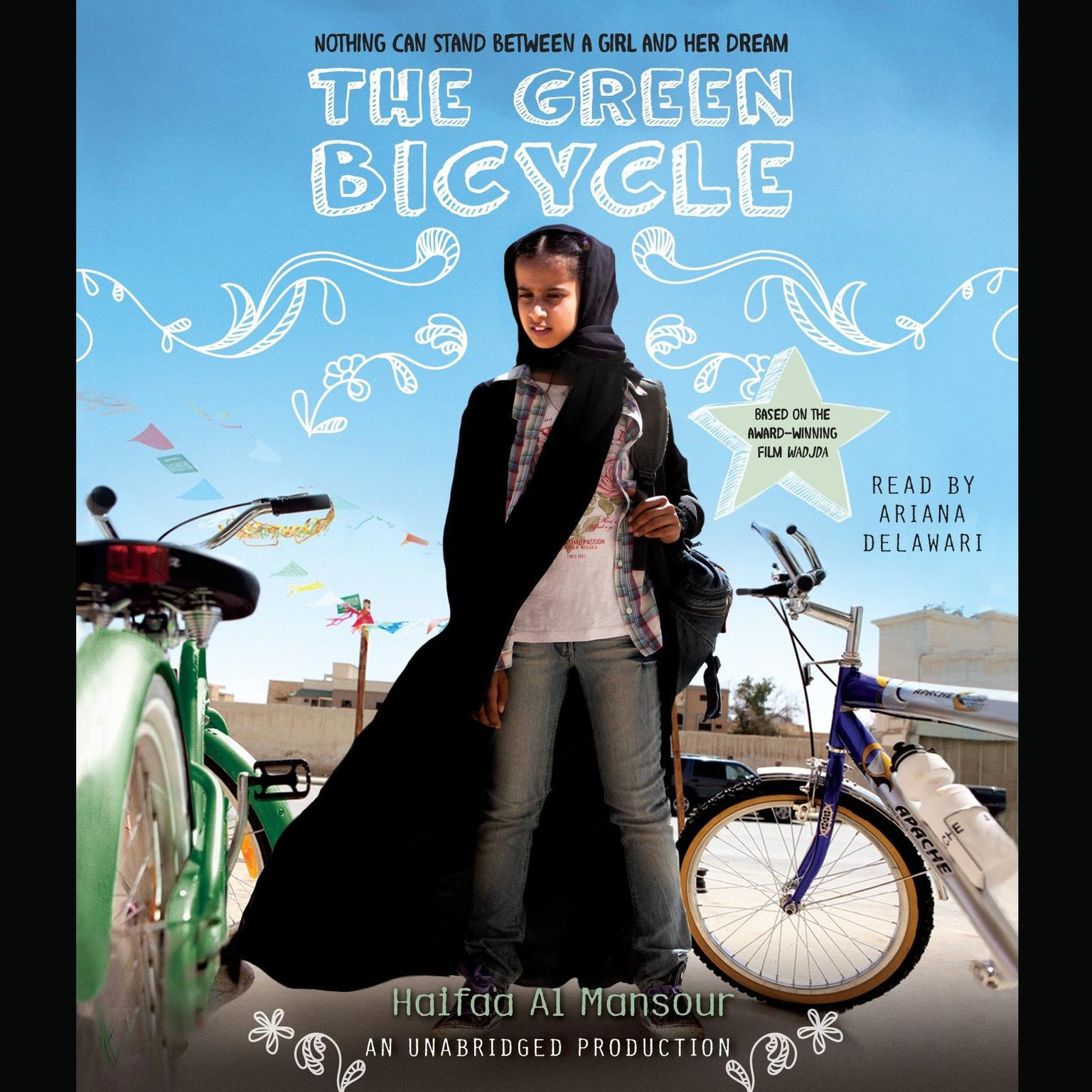 Printable The Green Bicycle Audiobook Cover Art