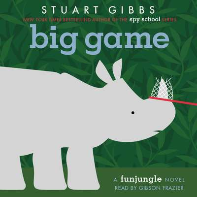 Big Game Audiobook, by Stuart Gibbs