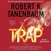 Trap Audiobook, by Robert K. Tanenbaum