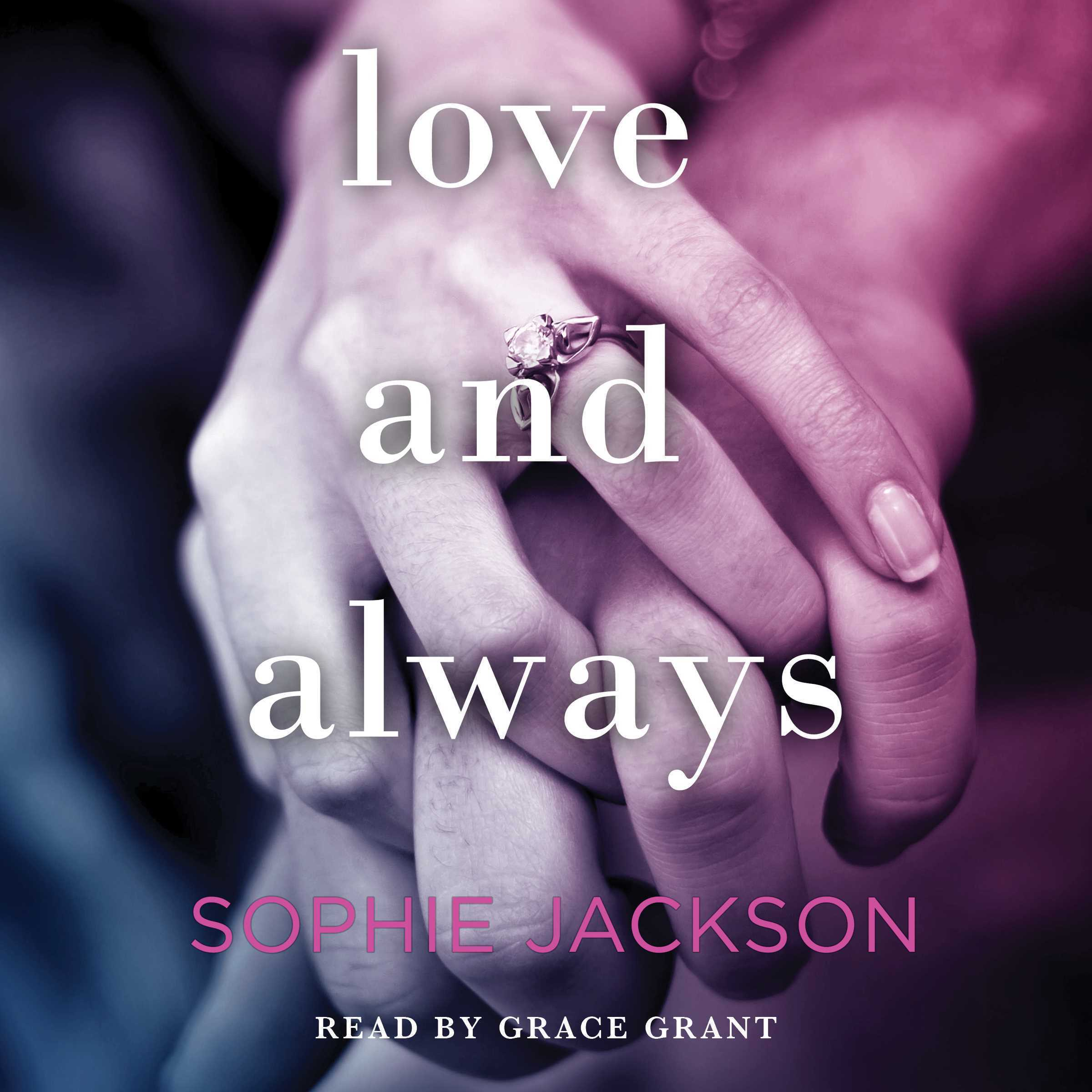 Printable Love and Always Audiobook Cover Art