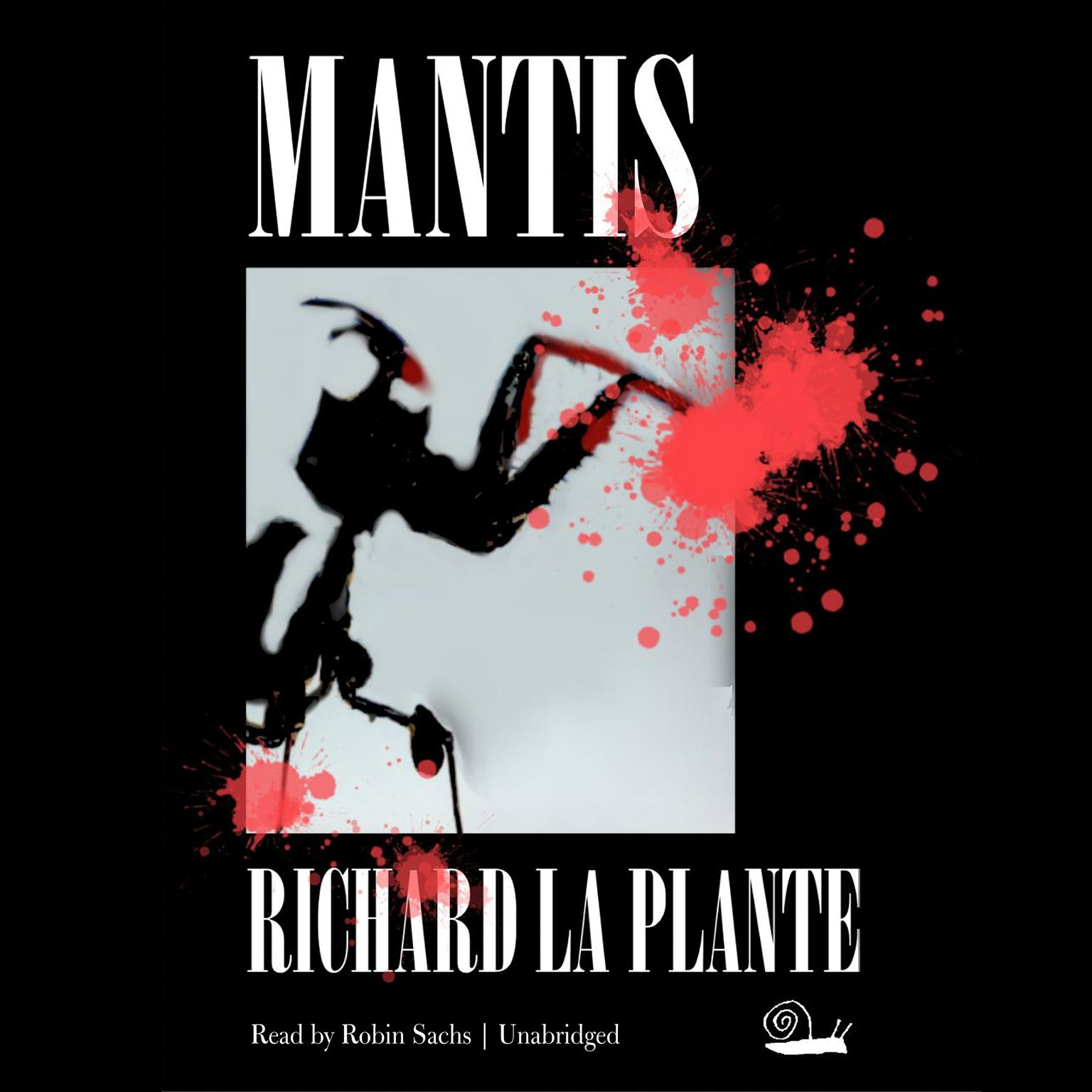 Printable Mantis Audiobook Cover Art