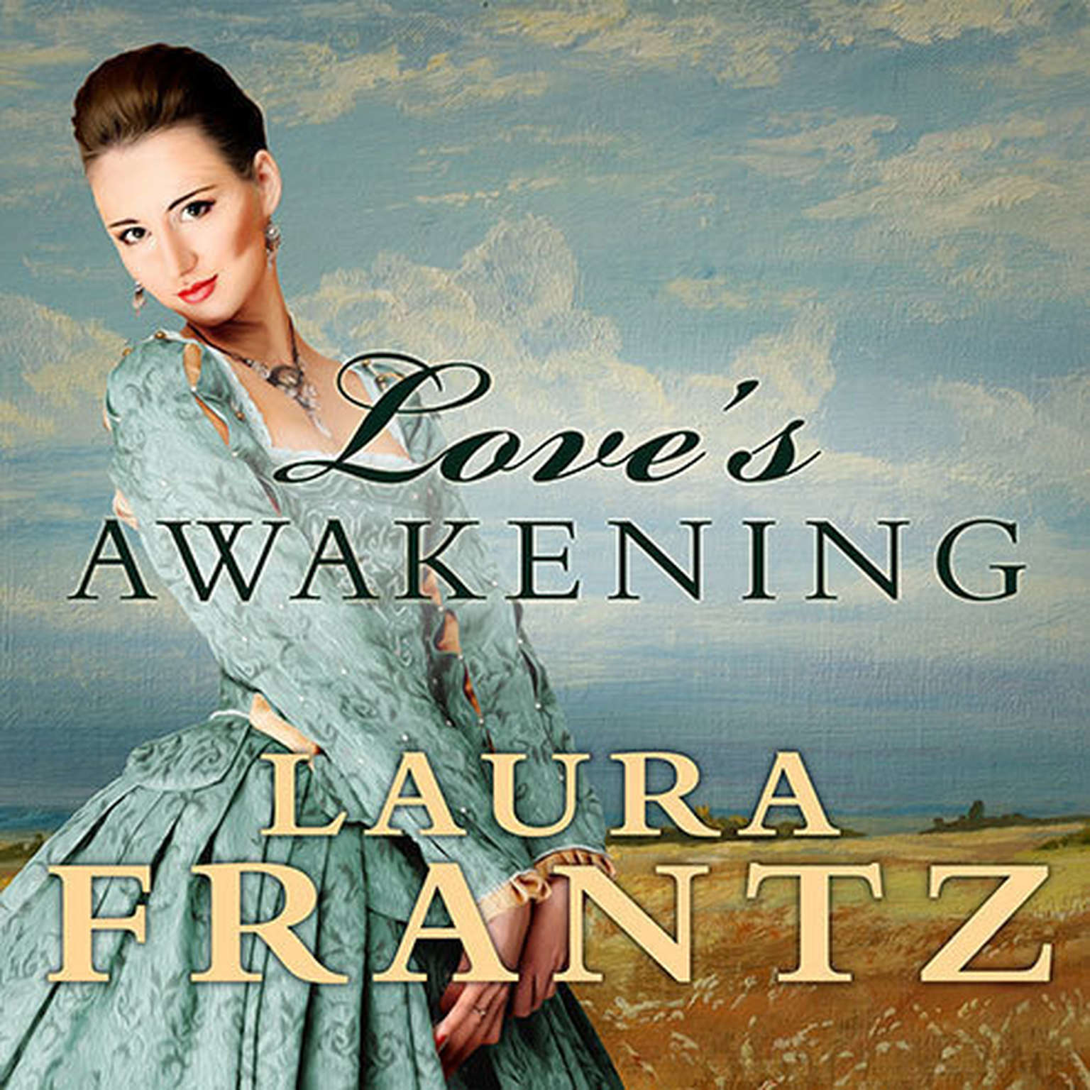 Printable Love's Awakening Audiobook Cover Art