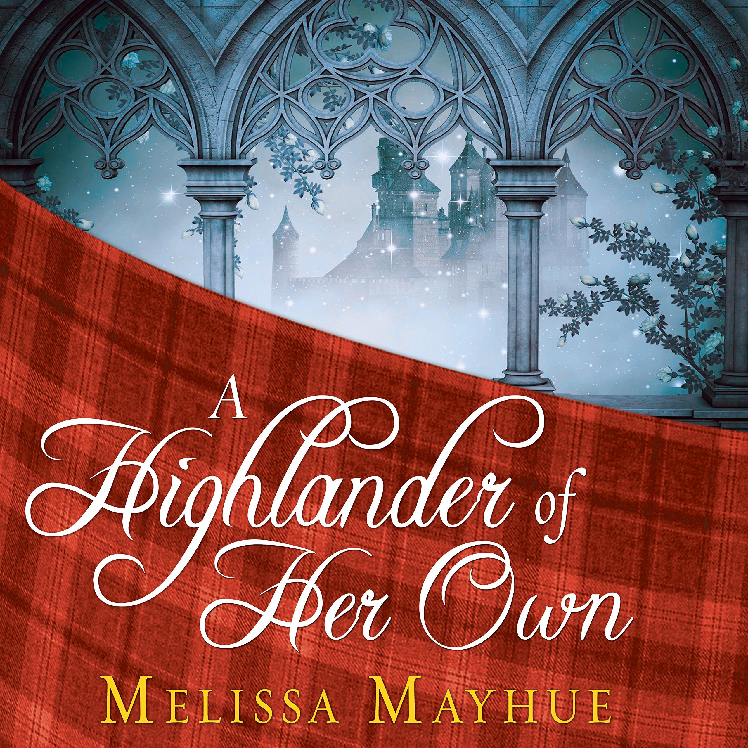 Printable A Highlander of Her Own Audiobook Cover Art