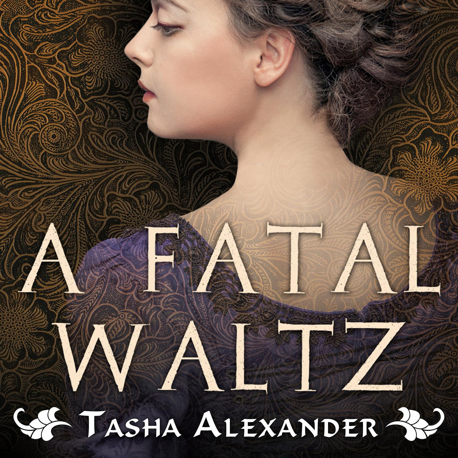 Printable A Fatal Waltz Audiobook Cover Art