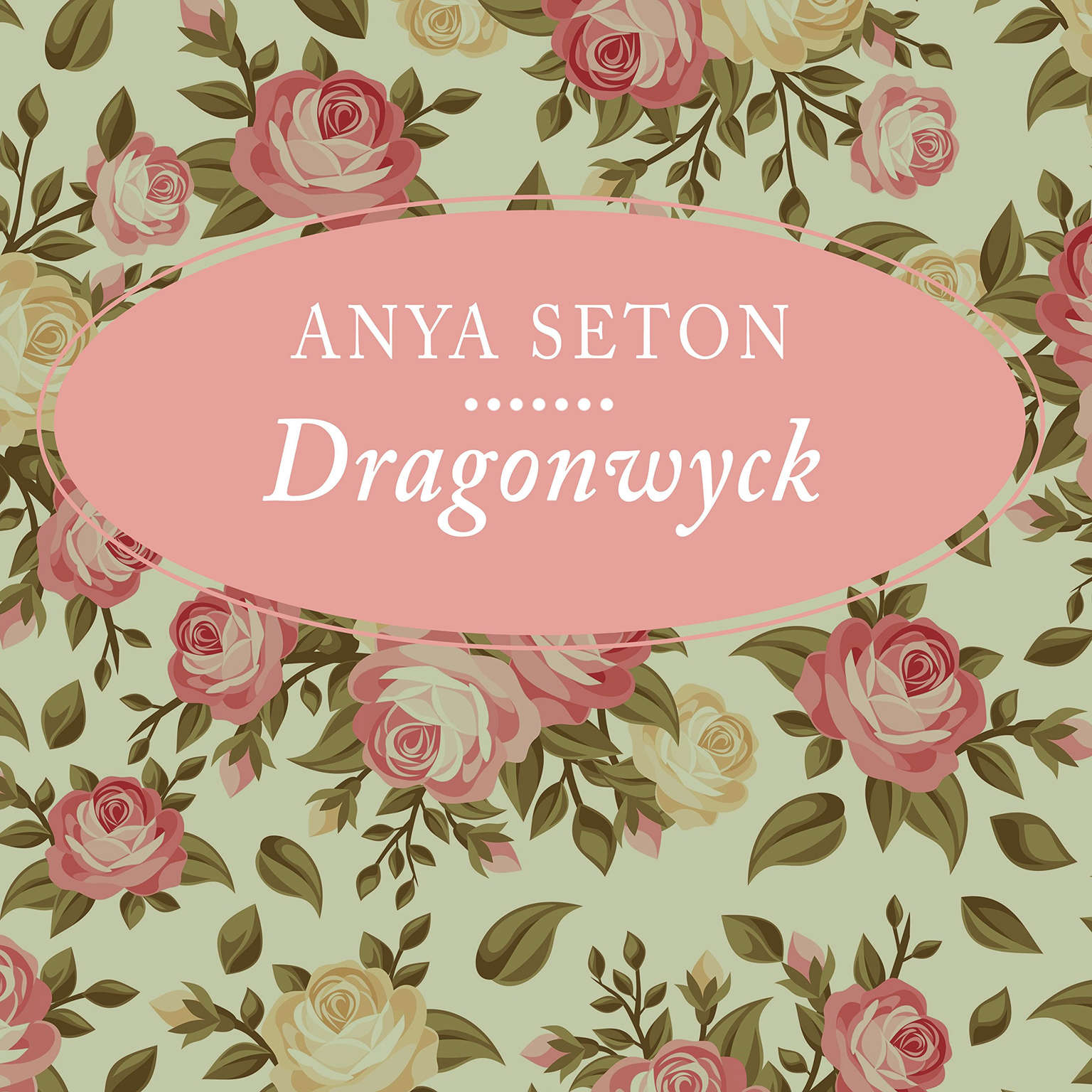 Printable Dragonwyck Audiobook Cover Art