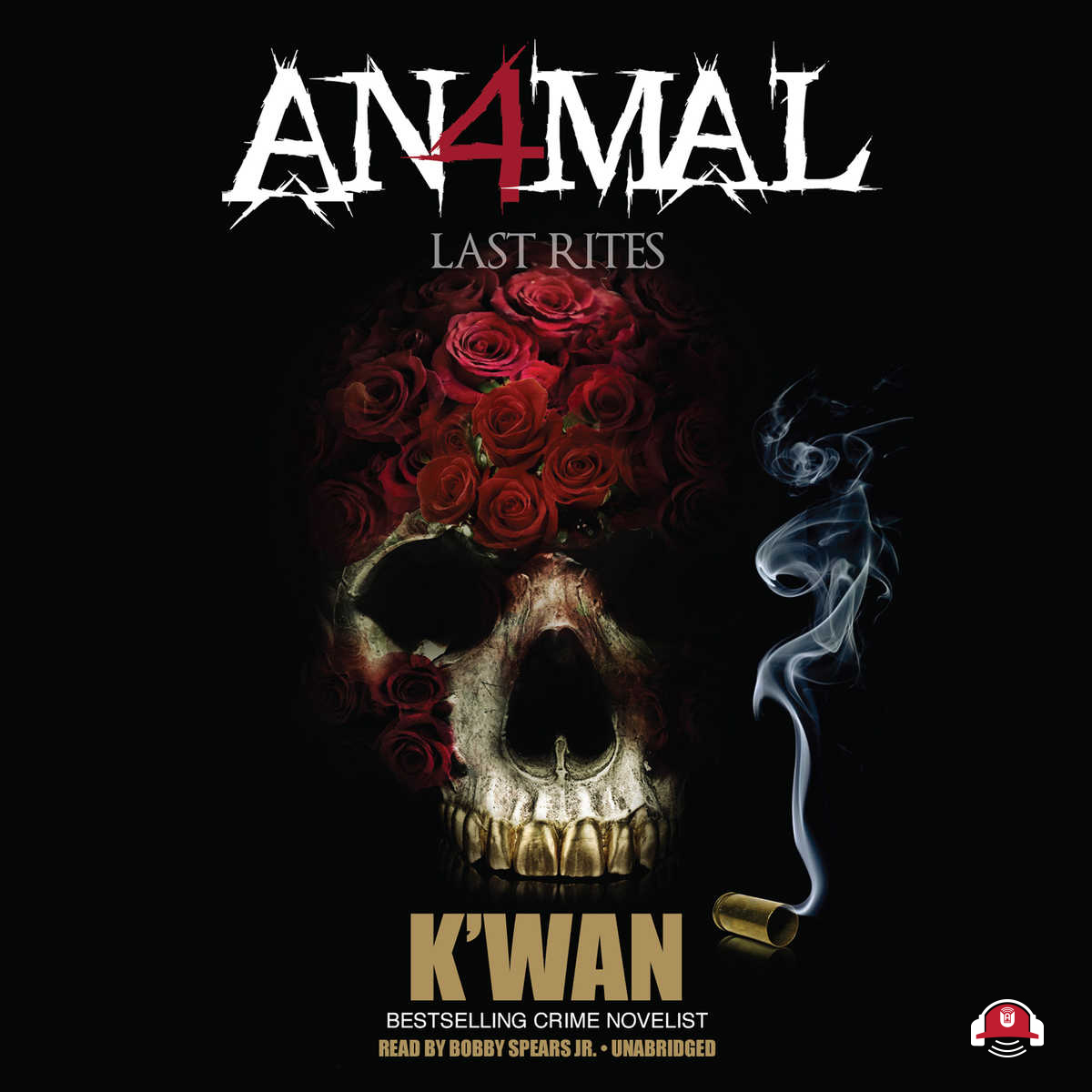 Printable Animal 4: Last Rites Audiobook Cover Art