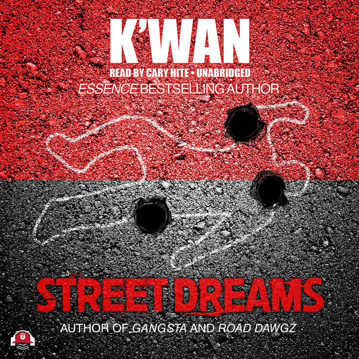 Printable Street Dreams Audiobook Cover Art