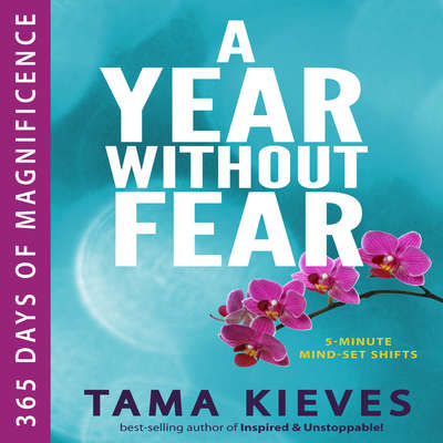 A Year Without Fear: 365 Days of Magnificence Audiobook, by Tama Kieves
